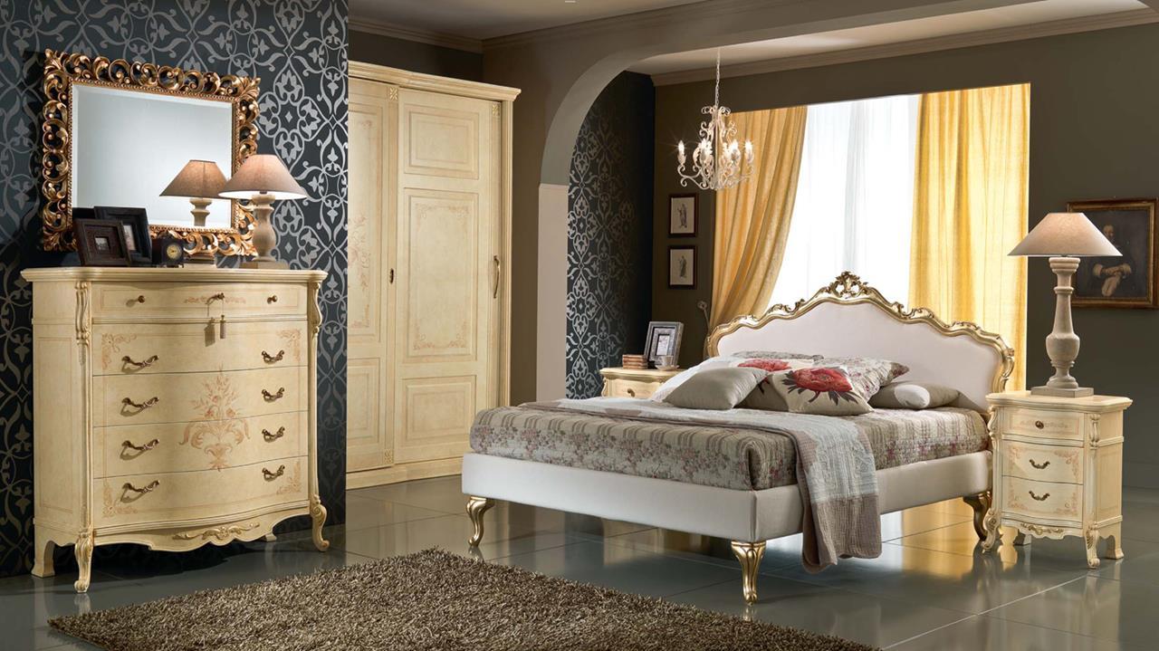 Camere da letto classiche cagliari classic night for Letti classici