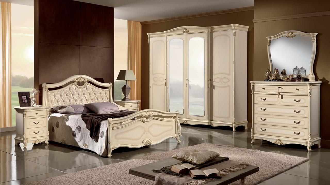 Camere da letto classiche cagliari classic night - Mobili camere da letto classiche ...