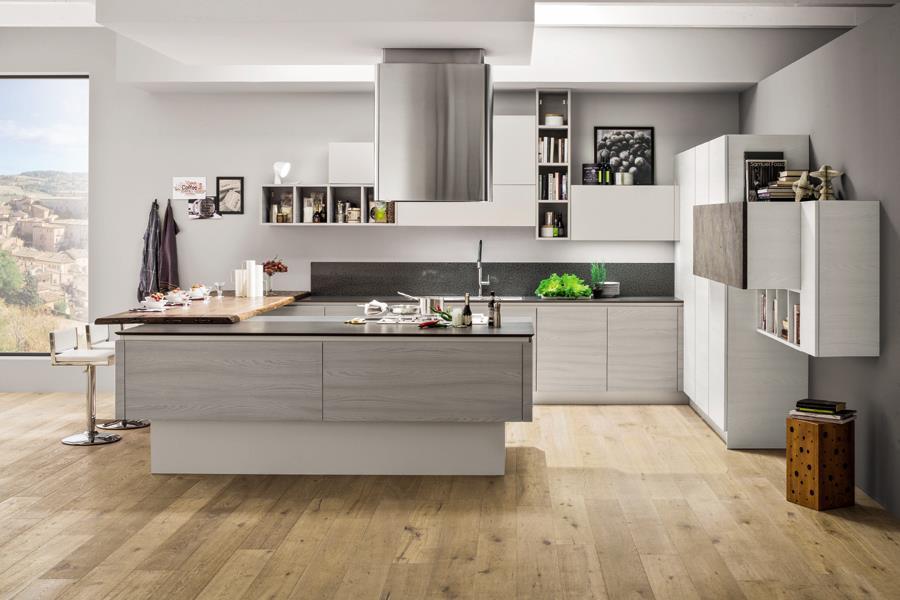 Cucine Modernissime Con Isola ~ Idea Creativa Della Casa e Dell ...