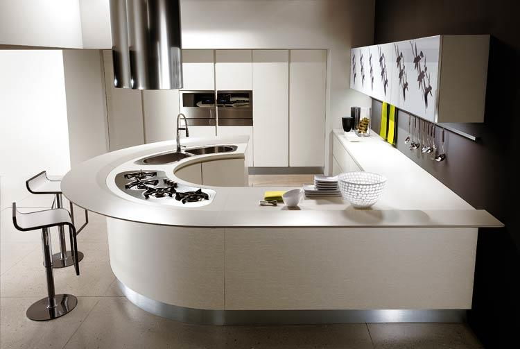 Cucine Moderne Grandi.102 Belle Cucine Moderne Le Pi Belle Cucine Moderne